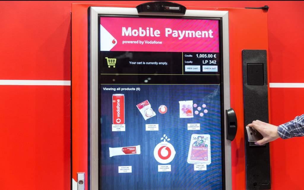 Die IoT-gestützte Smart Vending Machine