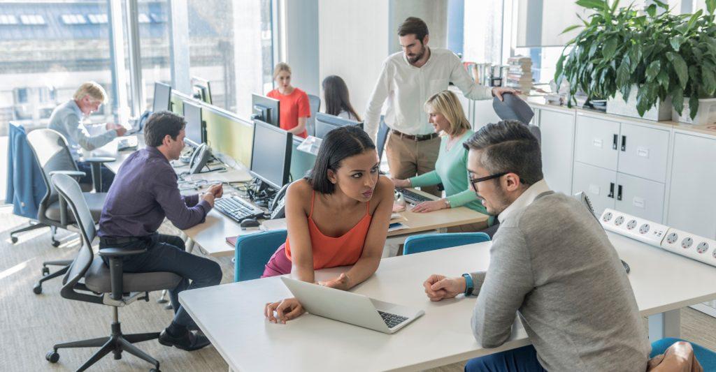enterprise social networks für eine schnellere und effektive zusammenarbeit im team