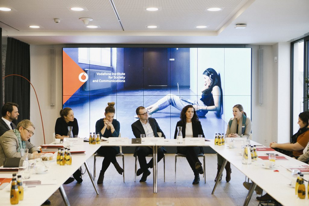 Das Vodafone Insitut hat die Studie zur Situation von Gründerinnen in der Digitalwirtschaft in Deutschland veröffentlicht.